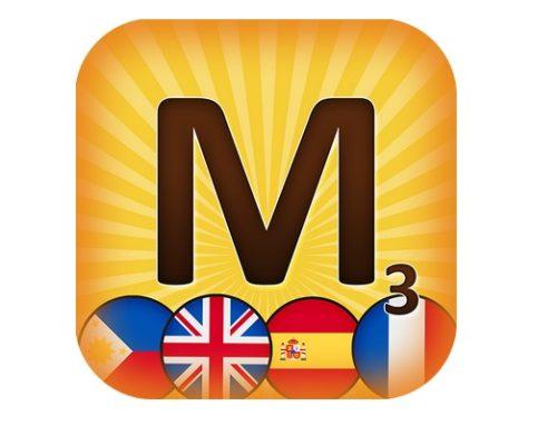 Marbble, jeu de scrabble multilingue